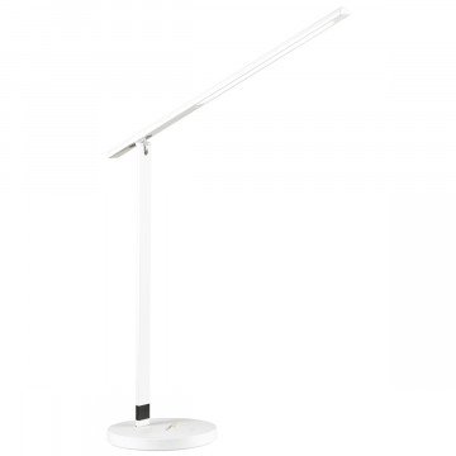 Настольная светодиодная лампа Lumion Desk Akito 3761/7TL, LED 7W 3000-6000K, белый, металл, пластик