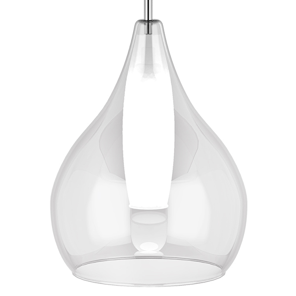 Люстра-каскад Lightstar Pentola 803061, 6xG9x25W, хром, прозрачный, металл, стекло - фото 5