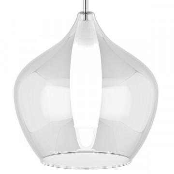Люстра-каскад Lightstar Pentola 803061, 6xG9x25W, хром, прозрачный, металл, стекло - миниатюра 6