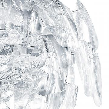 Подвесная люстра Lightstar Planaria 808030, 3xE27x40W, хром, прозрачный, металл, пластик - миниатюра 4