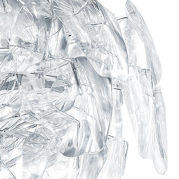 Подвесная люстра Lightstar Planaria 808030, 3xE27x40W, хром, прозрачный, металл, пластик - фото 4