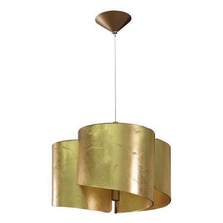 Подвесная люстра Lightstar Pittore 811132, 3xE27x40W, матовое золото, металл, стекло