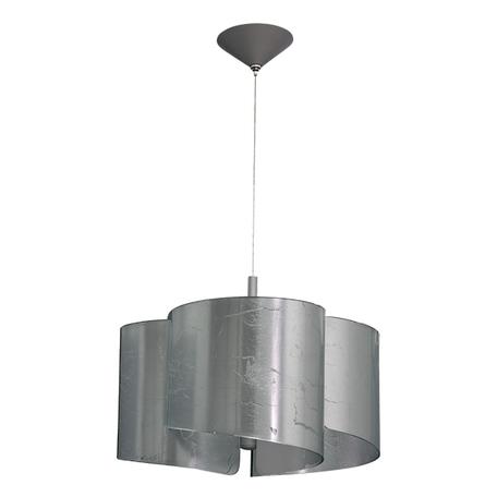 Подвесная люстра Lightstar Pittore 811134, 3xE27x40W, серебро, металл, стекло