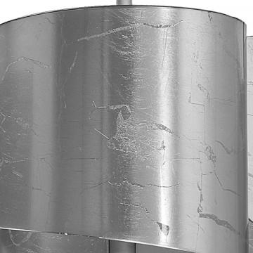 Подвесная люстра Lightstar Pittore 811134, 3xE27x40W, серебро, металл, стекло - миниатюра 4
