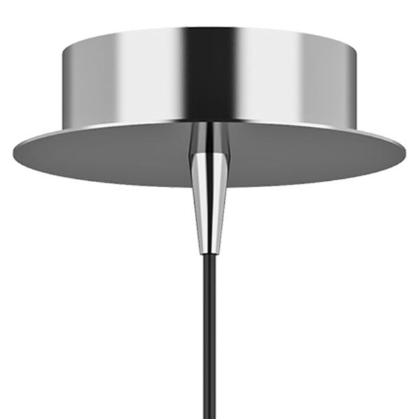 Подвесной светильник Lightstar Pentola 803021, 1xG9x25W, хром, прозрачный, металл, стекло - фото 2