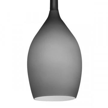 Подвесной светильник Lightstar Meta d`Ouvo 807111, 1xE14x40W, хром, черный, серый, металл, стекло - миниатюра 2