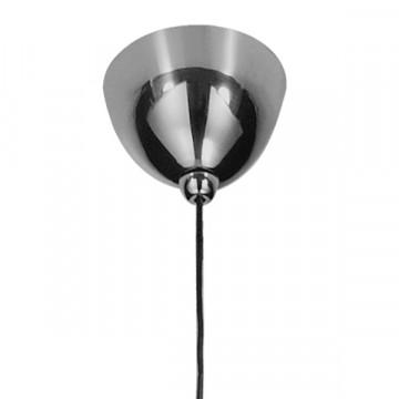 Подвесной светильник Lightstar Meta d`Ouvo 807111, 1xE14x40W, хром, черный, серый, металл, стекло - миниатюра 3