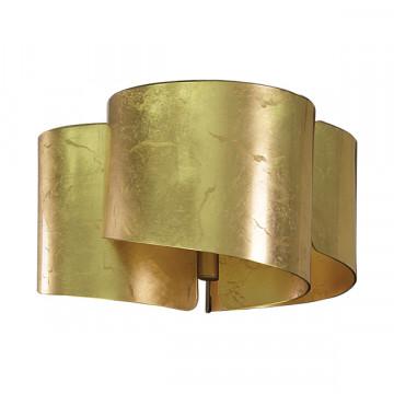 Потолочная люстра Lightstar Pittore 811032, 3xE27x40W, матовое золото, металл, стекло