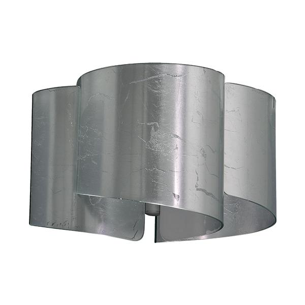 Потолочная люстра Lightstar Pittore 811034, 3xE27x40W, серебро, металл, стекло - фото 1