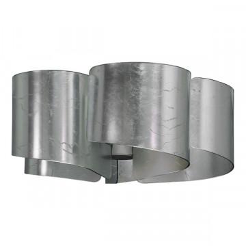 Потолочная люстра Lightstar Pittore 811054, 5xE27x40W, серебро, металл, стекло