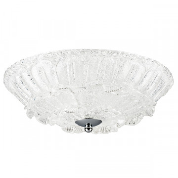 Потолочный светильник Lightstar Zucche 820234, 3xE14x60W, хром, белый, металл, стекло