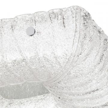 Потолочный светильник Lightstar Zucche 820440, 4xE14x60W, хром, белый, металл, стекло - миниатюра 2