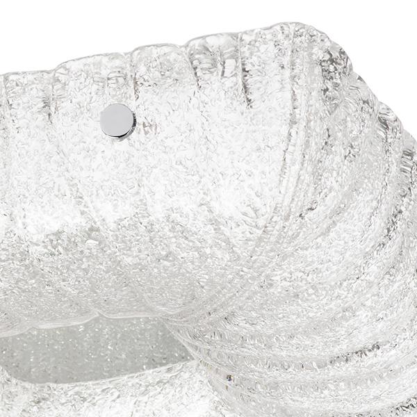 Потолочный светильник Lightstar Zucche 820440, 4xE14x60W, хром, белый, металл, стекло - фото 2