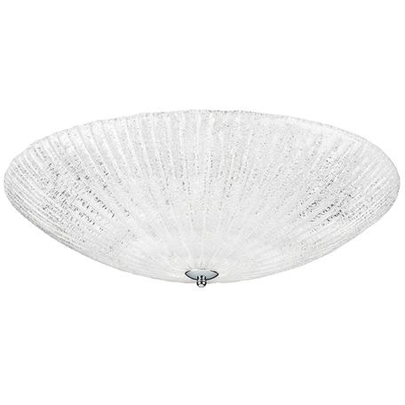 Потолочный светильник Lightstar Zucche 820860, 6xE27x60W, хром, белый, металл, стекло