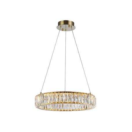 Подвесной светильник Newport 8240 8240/S gold (М0065137)