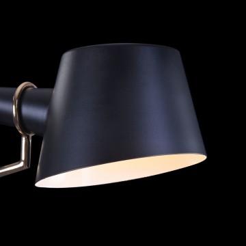 Бра Freya Abigail FR5038-WL-01-B, 1xE14x40W, черный, металл - миниатюра 6