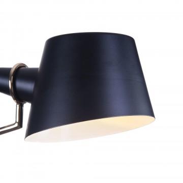 Бра Freya Abigail FR5038-WL-01-B, 1xE14x40W, черный, металл - миниатюра 7