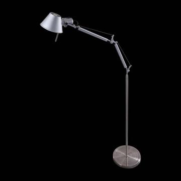 Торшер Freya Carla FR5169-FL-01-S, серый, металл - миниатюра 3