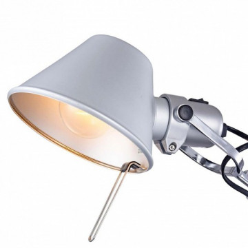 Торшер Freya Carla FR5169-FL-01-S, серый, металл - миниатюра 7