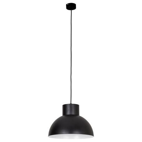 Подвесной светильник Nowodvorski Works 6613, 1xE27x60W, черный, металл