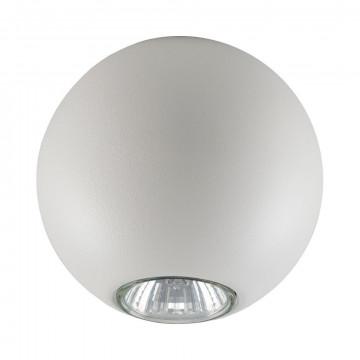 Потолочный светильник Nowodvorski Bubble 6023, 1xGU10x35W, белый, металл