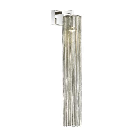 Бра Odeon Light Classic Luigi 4138/1W, 1xGU10x50W, серебро, металл