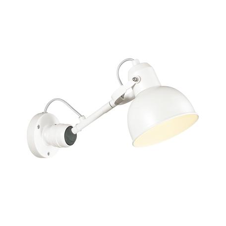 Бра с регулировкой направления света Odeon Light Arta 4126/1W, 1xE14x40W, белый, металл