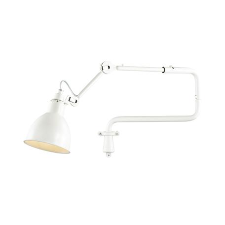 Бра с регулировкой направления света Odeon Light Arta 4126/1WB, 1xE14x40W, белый, металл