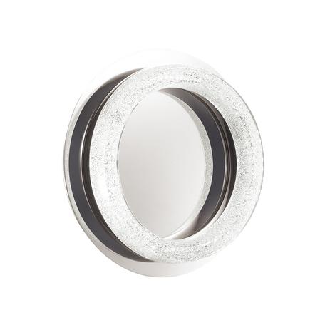 Настенный светодиодный светильник Odeon Light Constance 4603/12WL, хром, металл, пластик