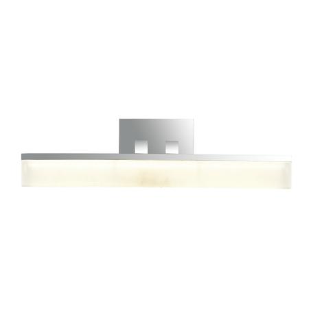 Настенный светодиодный светильник Odeon Light Porta 4617/12WL, IP44, LED 12W 4000K 1083lm, хром, металл, пластик