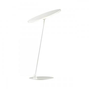 Настольная светодиодная лампа Odeon Light Ellen 4107/12TL, LED 12W, 4000K (дневной), белый, металл, пластик