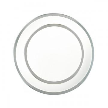 Потолочный светильник Odeon Light 4627/48CL, серебро, металл, пластик