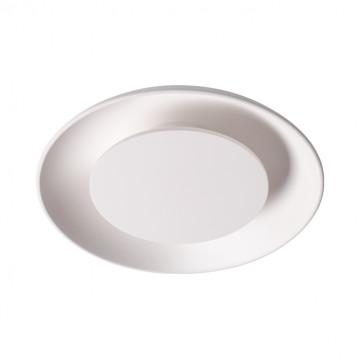 Потолочный светодиодный светильник Novotech Cail 357925, LED 4W 3000K 350lm, белый, гипс