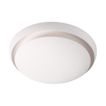 Потолочный светодиодный светильник Novotech Over Cail 357930, LED 4W 3000K 350lm, белый, гипс