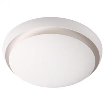 Потолочный светодиодный светильник Novotech Over Cail 357931, LED 7W 3000K 650lm, белый, гипс