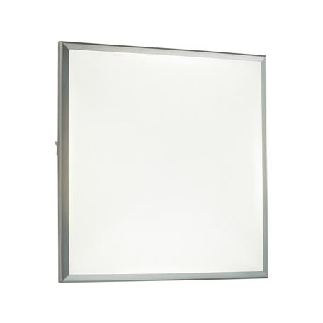 Потолочный светодиодный светильник Odeon Light Bernar 4624/48CL, серебро, металл, пластик