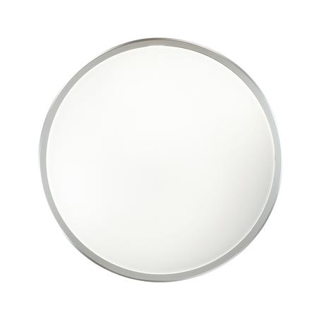 Потолочный светодиодный светильник Odeon Light Selena 4626/48CL, серебро, металл, пластик