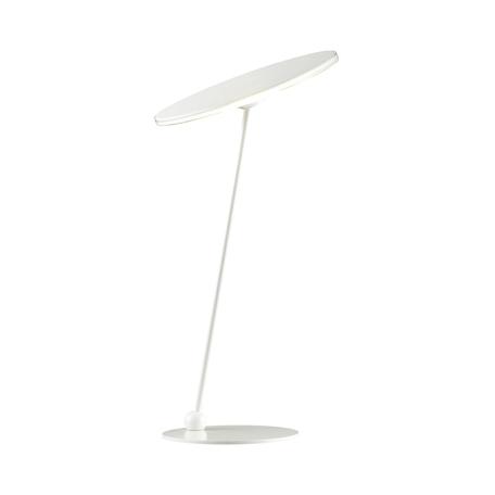 Настольная светодиодная лампа Odeon Light Ellen 4107/12TL, LED 12W 4000K 757lm, белый, металл, пластик