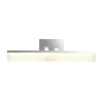 Настенный светильник Odeon Light 4617/12WL, IP44, хром, металл, пластик