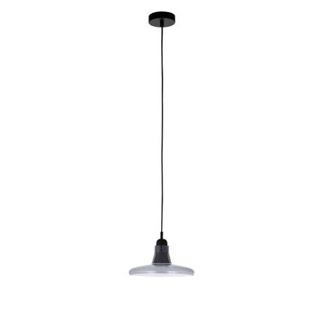 Подвесной светильник ST Luce Fumosi SL332.133.01, 1xGU10x50W, черный, голубой, металл, стекло
