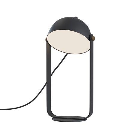 Настольная светодиодная лампа Maytoni Hygge MOD047TL-L5B3K, LED 6W 3000K 210lm CRI82, черный, металл