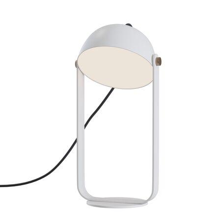 Настольная светодиодная лампа Maytoni Hygge MOD047TL-L5W3K, LED 6W, 3000K (теплый), белый, металл