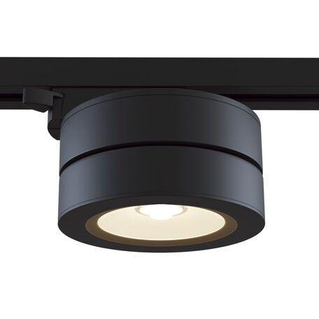 Светодиодный светильник Maytoni Treviso TR006-1-12W3K-B4K, LED 12W 4000K 950lm CRI84, черный, металл