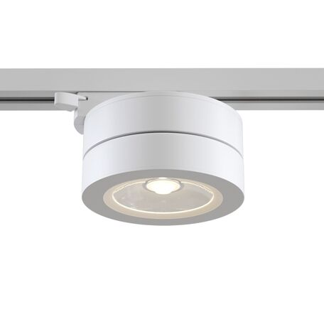Светодиодный светильник Maytoni Treviso TR006-1-12W3K-W4K, LED 12W 4000K 1100lm CRI92, белый, металл
