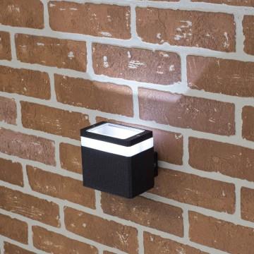 Настенный светодиодный светильник Citilux CLU0004, CLU0005 CLU0005, IP54, LED 6W 4000K 450lm, черный, металл - миниатюра 6