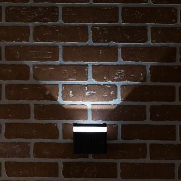 Настенный светодиодный светильник Citilux CLU0004, CLU0005 CLU0005, IP54, LED 6W 4000K 450lm, черный, металл - миниатюра 8