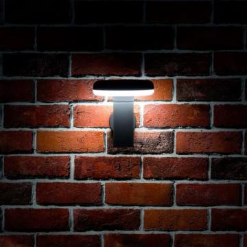Настенный светодиодный светильник Citilux CLU01W, IP54, LED 6W 4000K 450lm, черный, металл, металл с пластиком - миниатюра 3