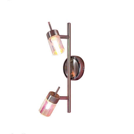 Потолочный светильник с регулировкой направления света Citilux Миррор CL510521, 2xG9x40W