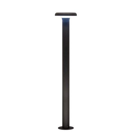 Садово-парковый светодиодный светильник Citilux CLU01B, IP54, 4000K (дневной), черный, белый, металл, пластик