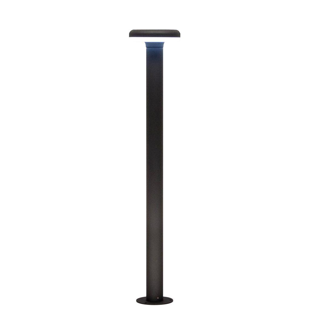 Садово-парковый светодиодный светильник Citilux CLU01B, IP54, LED 6W 4000K 450lm, черный, металл - фото 1